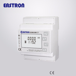 SDM630 Modbus MVT V2 3-phase electricity meter