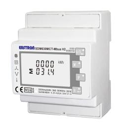 SDM630 MID Modbus 3-Phasen-Stromzähler