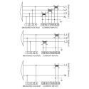 Elmätare 3-fas SDM630 MCT M-bus V2 MID anslutningar