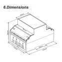 Advanced 3-phase energy meter