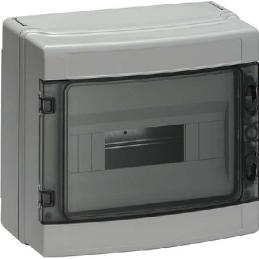Distribution box 8 modules premium