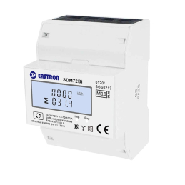 Energy Meter with resettable trip counter