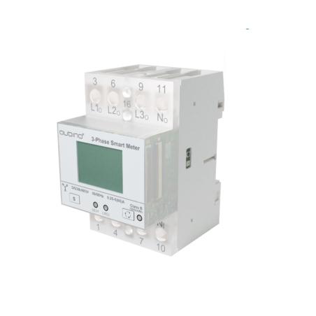 Elmätare 3-fas Z-wave Wi-Fi