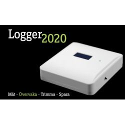 Logger 2020, illuminated display