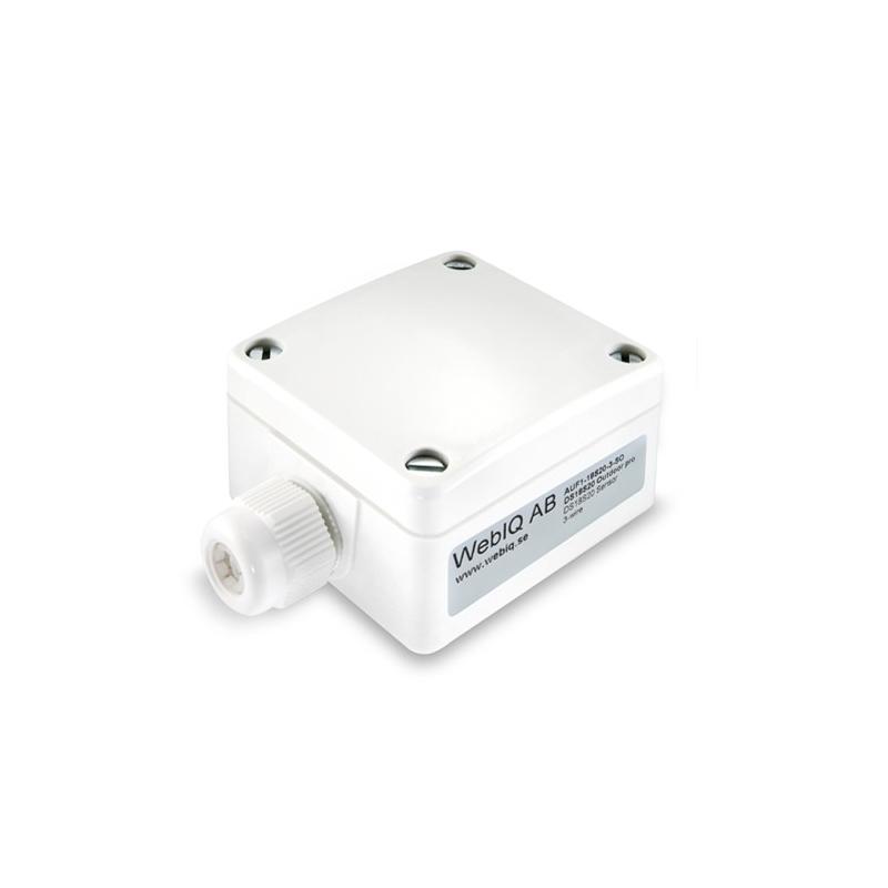 1-wire temperaturgivare (3-tråd)