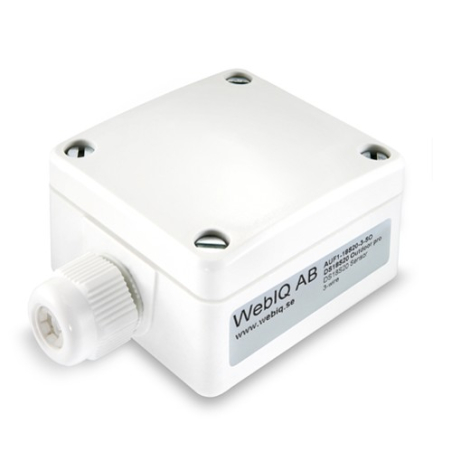 Dallas 1-wire PRO outdoor sensor