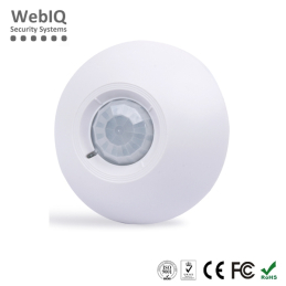 Wireless Wide Angle Ceiling PIR Movement Sensor