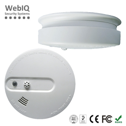Wireless Heat and Smoke Detector