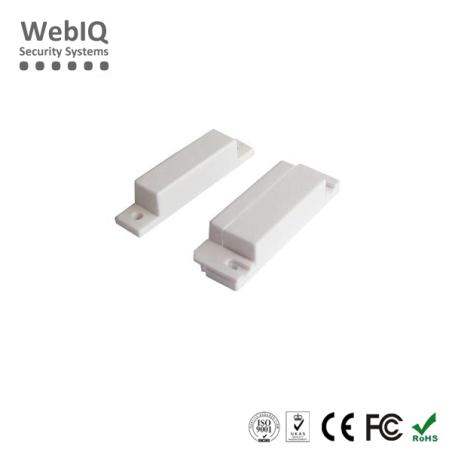 Wired door/window magnetic sensor