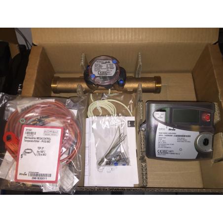 Itron US ECHO II Qp 6.0 heat meter