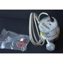 Flödesmätare med Pulsutgång Qn 1.5