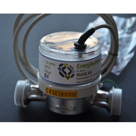 Flow Meter Qp 1.5 with Pulse Output