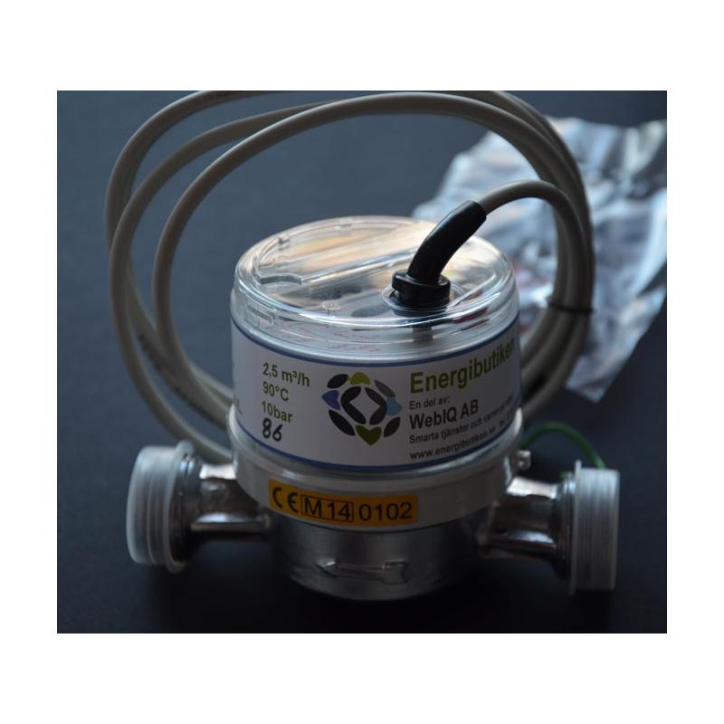 Flödesmätare med Pulsmodul (P3IQ) Qn 2.5