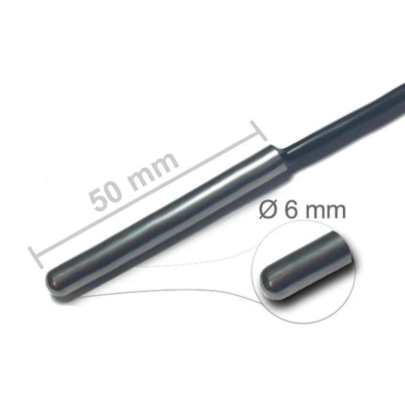 Dallas 1-wire PRO 2 meter X 6 mm