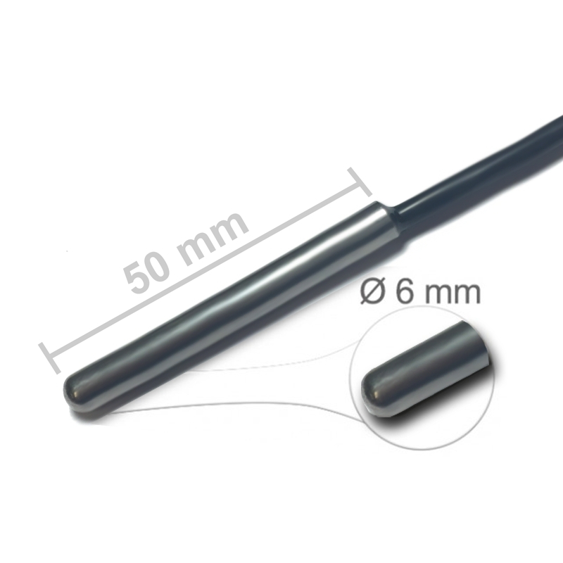 Dallas 1-wire PRO temp sensor 5 meter