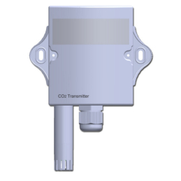 Temperature/Humidity/CO2 transmitter modbus